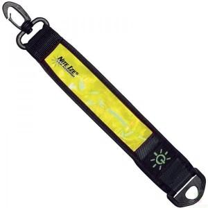 Clip on marker brassard lumineux vert Nite Ize