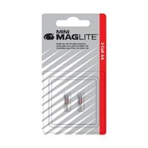 Ampoules pour mini maglite AA (par 2)