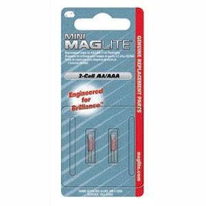 Ampoules super mini maglite AAA (par 2)