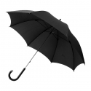 Parapluie noir Grand modèle