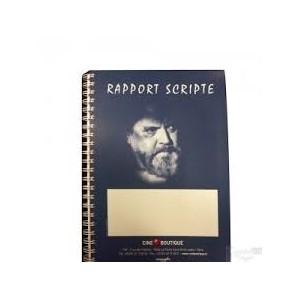 Rapport scripte/montage 100 pages 2 feuillets
