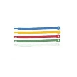 Velcro Attache Cable 5 couleurs 20x300mm
