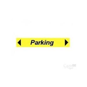 """Panneau de signalisation """"Parking"""""""