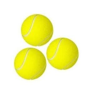 Balles de tennis (par 3)