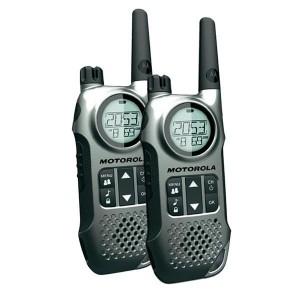 Talkie Motorola T8 (la paire)