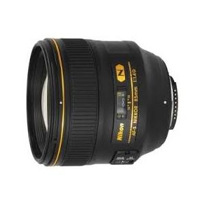 AF-S 85mm f/1.4 G