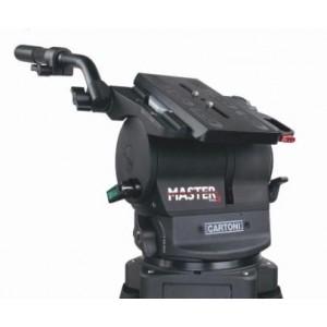 Trépied Cartoni MASTER MK2 K430/2C