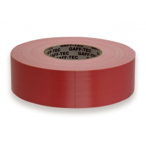 Ruban Adhésif Gaffer Rouge 50mm x 50m