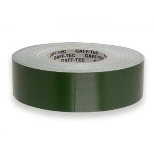 Ruban Adhésif Gaffer Vert foncé 50mm x 50m