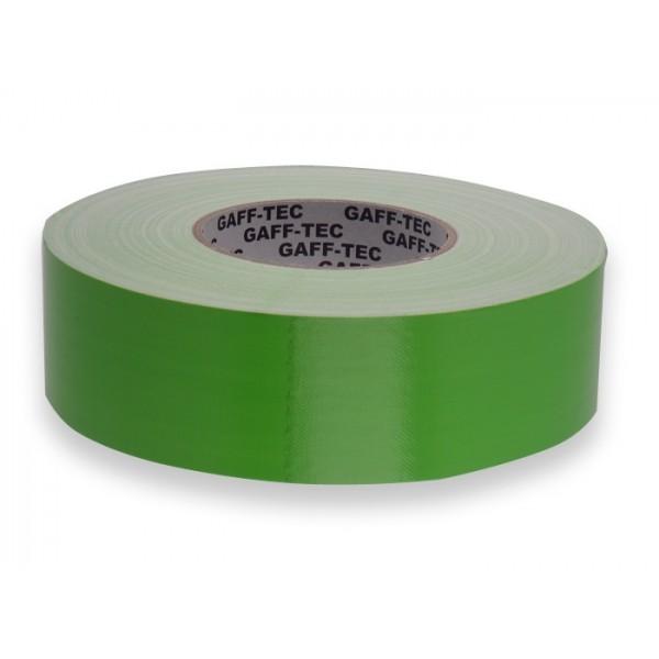Ruban Adhésif Gaffer Vert clair 50mm x 50m