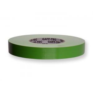 Ruban Adhésif Gaffer Vert clair 25mm x 50m