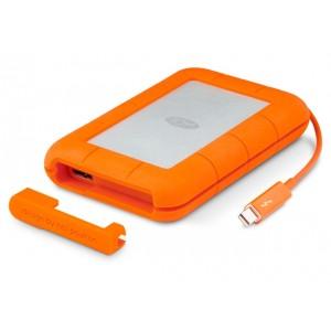 LaCie - Disque dur externe Rugged Thunderbolt 1 Tb Thunderbolt & USB 3