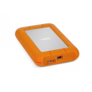 LaCie - Disque dur externe Rugged Thunderbolt 2 Tb Thunderbolt & USB 3