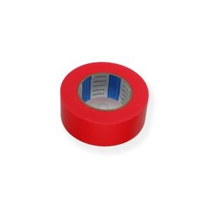 Adhésif Permacel Papier Rouge Mat 50mm x 55m