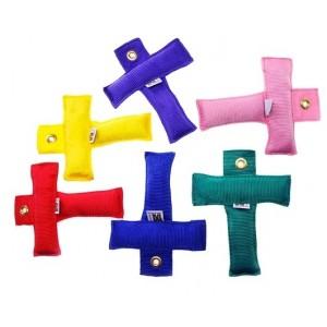 Marque au sol en croix