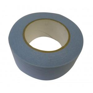 Adhésif Permacel Papier bleu Mat 50mm x 55m