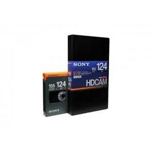 Sony - Cassette HDCAM 124