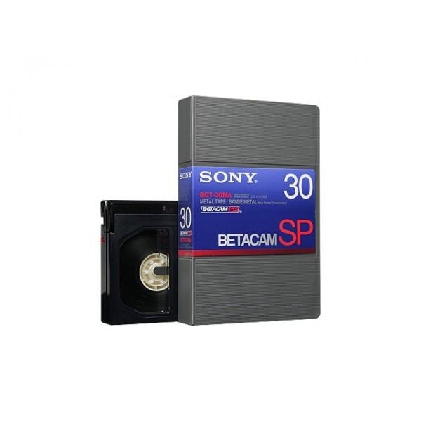Cassette HDcam 30mn