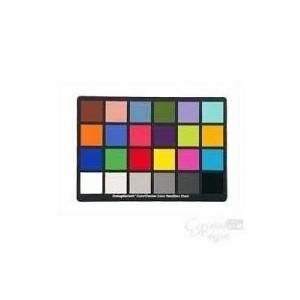 X-Rite - Mire Charte de couleur (24 couleurs)