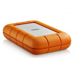 LaCie - rugged RAID 4To