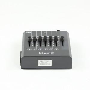Console DMX 6Voies OXO