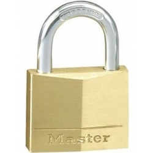 Master Lock - Cadenas laiton à clé (5mm)