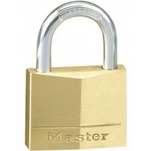 Master Lock - Cadenas laiton à clé (7mm)