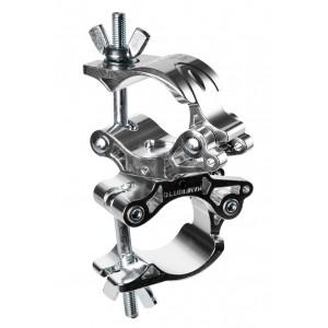 Avenger Double collier pivotant pour des tubes de 48 à 52 mm.