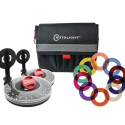 Torche rotolight Interview Kit