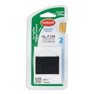 Hahnel Batterie de type Fujifilm NP-W126