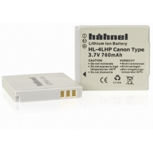 Hahnel Batterie de type Canon NB-4L