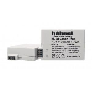 Hahnel Batterie de type Canon HL E8
