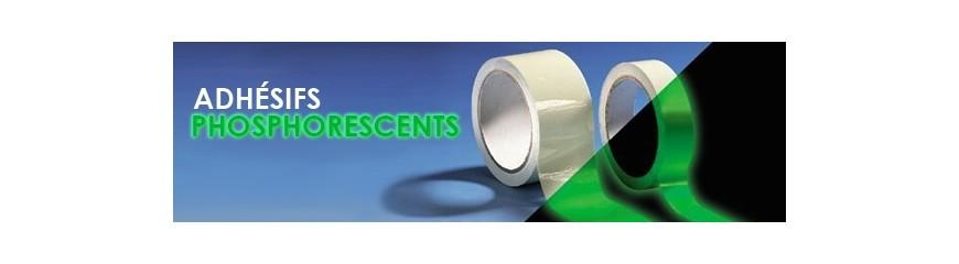 Adhesifs phosphorescents