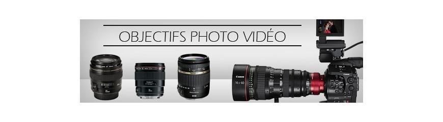 Objectifs Photo Vidéo