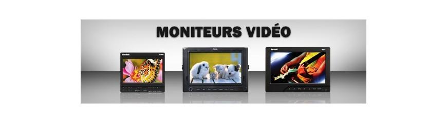 Moniteurs Vidéo