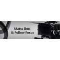 Matte Box et Follow Focus