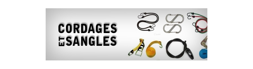 Cordages et Sangles