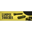 Lampes torches