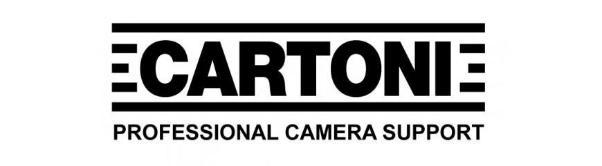 Trépieds professionnels CARTONI
